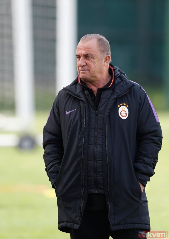 Galatasaray'dan Fatih Terim kararı sonrası flaş hamle