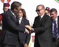 Türkiye-Sırbistan arasında dostluk rüzgarı