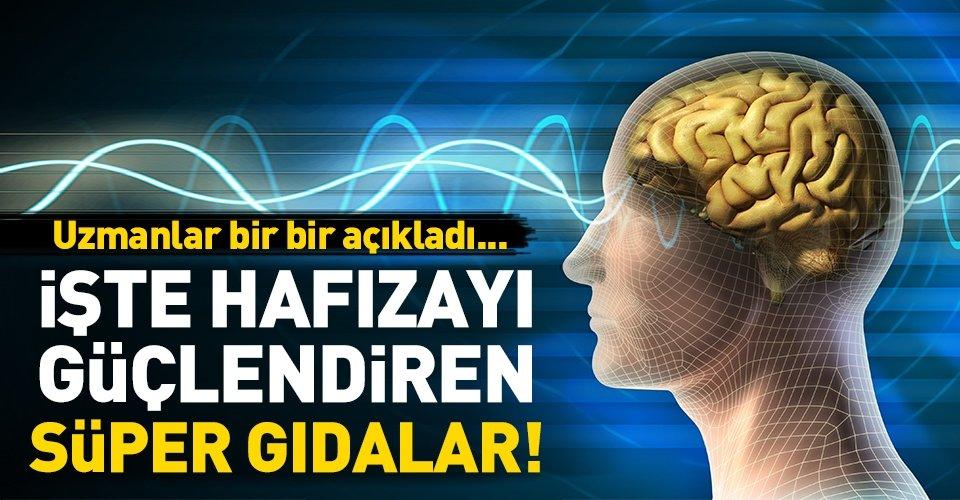 İşte hafızayı güçlendirmenin yolları!