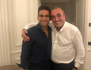 Galatasaraylıların beklediği o fotoğraf! Falcao ve Abdurrahim Albayrak... | Galatasaray son dakika transfer haberleri