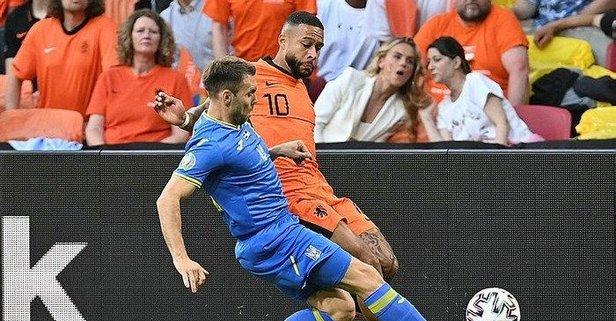 Nefes kesen maç Hollanda'nın!