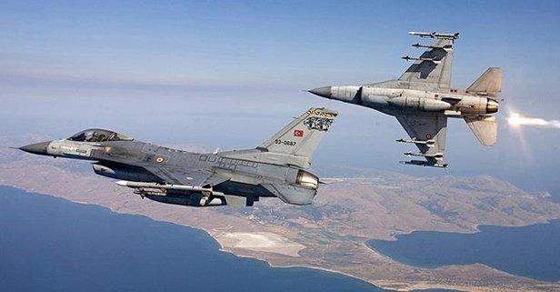TSK ve MİT'ten Kandil'e hava harekatı!