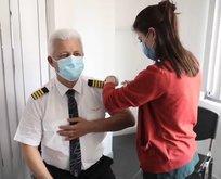 THY uçuş ekiplerine aşı uygulanmaya başlandı