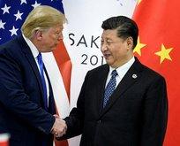 Trump'tan Şi'ye Hong Kong çağrısı
