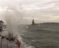 Meteorolojiden İstanbula uyarı