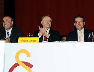 Galatasaray'ın başkan adayı Eşref Hamamcıoğlu olacak