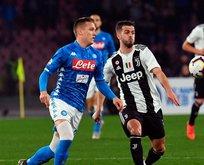 Serie A'da Juventus-Napoli maçına koronavirüs engeli çıkmıştı! Juventus-Napoli maçı yeniden oynanacak...
