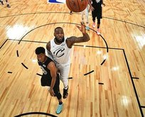 All-Star'da zafer LeBron'un