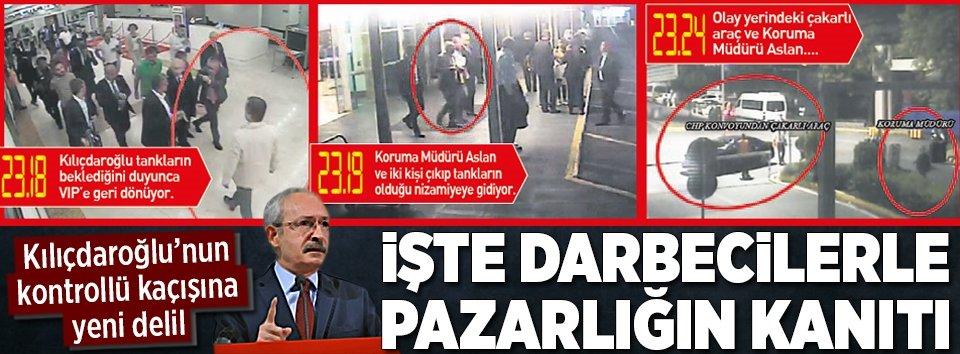 Kılıçdaroğlu: 15 Temmuz gecesi havaalanında tank yoktu - Takvim