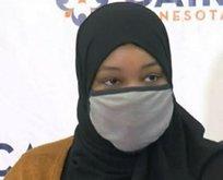 Müslüman kadının bardağına DEAŞ yazdılar