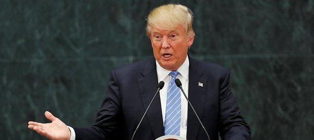 Trump: Bütün işlerimi bırakacağım