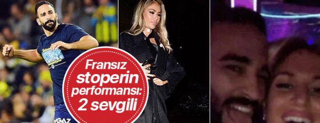 Fenerbahçe'den Adil Rami kararı! Çapkınlıkları başına iş açtı