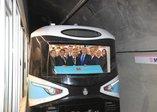 Eminönü-Eyüpsultan-Alibeyköy Tramvay Hattı ve  Mahmutbey-Mecidiyeköy Metro Hattının test sürüşleri gerçekleştirdi
