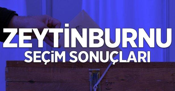 Zeytinburnu 2019 yerel seçim sonuçları!