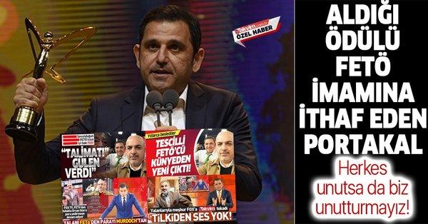 Herkes unutsa biz unutturmayacağız: ABD tetikçisi Fatih Portakal, FETÖ imamı ByLockçu Ercan Gün'e böyle destek oldu - Takvim