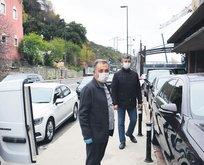 Tüm gözler başkan Çebi'de