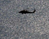 Helikopter denize çakıldı! Ünlü iş adamı öldü