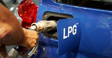 LPG ithalatı eylülde yüzde 1,3 oranında azaldı