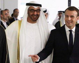 BAE'nin Dışişlerinden Sorumlu Devlet Bakanı Karakaş'tan İslam düşmanı Macron'a destek
