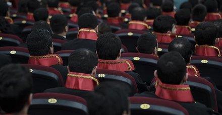 Hakim ve savcılara Çin ve Rusya'da dil eğitimi