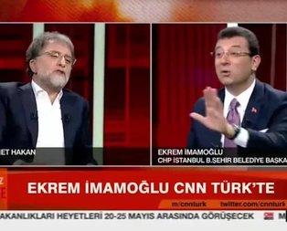CHP'li İmamoğlu yalana doymuyor
