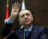 Cumhurbaşkanı Erdoğan yeni dönemi anlattı
