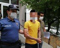 Edirne'de ilginç olay: Şiddetten gözaltına alındı ama...
