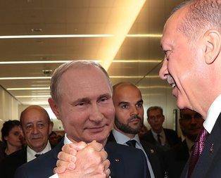 10 dakika Erdoğan'ı anlattı
