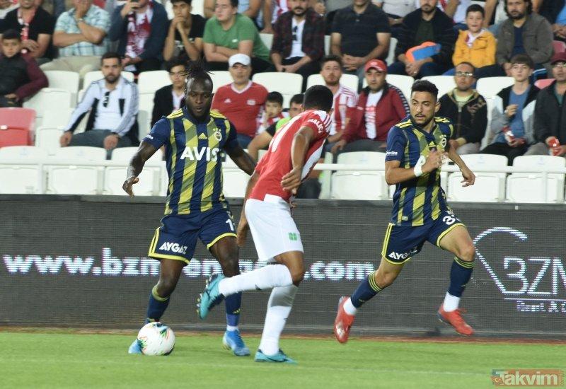 Cumhuriyet Kupası Sivasspor'un | DG Sivasspor:2 - Fenerbahçe:1 Maç sonucu