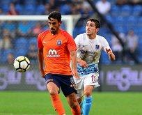 İşte Trabzonspor - Başakşehir maçının 11'leri
