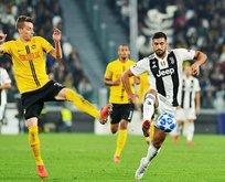 Juventustan Emre Can açıklaması!