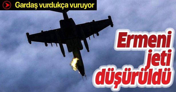 Azerbaycan, Ermenistan'ın savaş uçağını düşürdü
