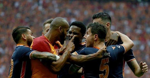 PFDK'dan Galatasaray - Başakşehir maçı için flaş karar