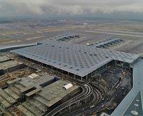 İstanbul Yeni Havalimanıda flaş gelişme! İptal edildi