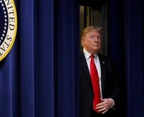 Trump'tan bir Suriye açıklaması daha