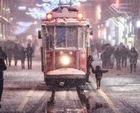 Kar İstanbul'un sınırına dayandı Meteoroloji'den flaş açıklama geldi!
