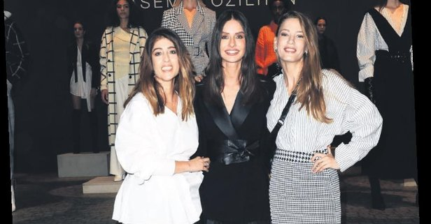 Serenay out, Hande in