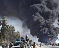 Afganistanda patlama: 5 ölü