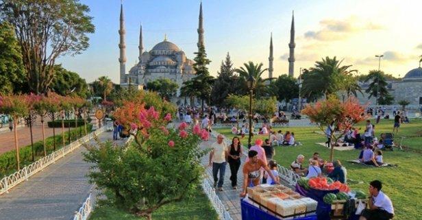 Bakanlık açıkladı! Türkiye'ye turist akını