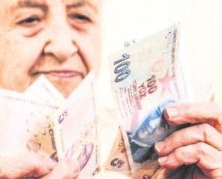 Emekliye yüzde 9 ek ödeme
