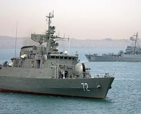 İran gemisine el konuldu