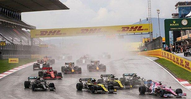 Formula 1 yeniden Türkiye'de! Tarih belli oldu