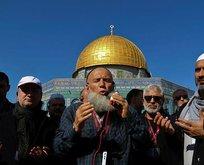 Kudüs'ten Mehmetçike Afrin duası