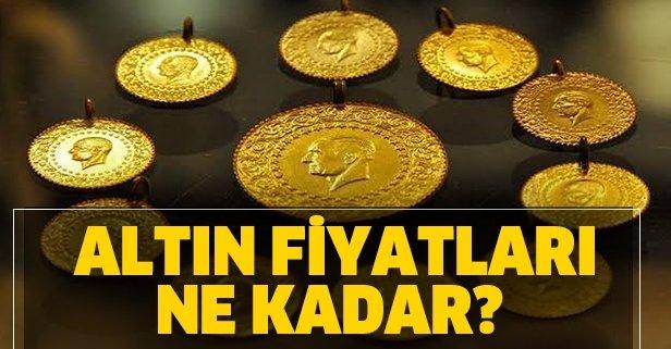 Altın yükselişte! Anlık altın fiyatları ne kadar oldu?