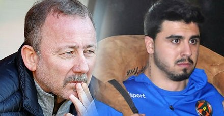 Sergen Yalçın: Ozan Tufan'ı futbolcu olduğuna ikna etmeye çalışıyoruz