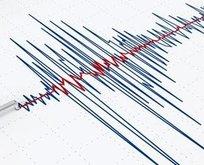 Antalyada 4.8 şiddetinde deprem meydana geldi