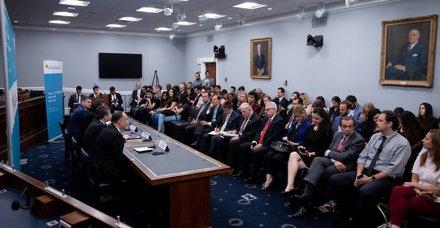 ABD Kongresi'nde Türk-Amerikan ilişkileri masaya yatırıldı