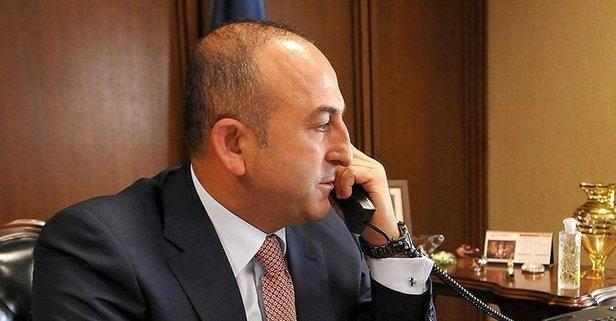 Mevlüt Çavuşoğlu, Belarus Dışişleri Bakanı ile görüştü
