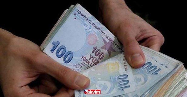 2 sene boyunca maaş ve 20 bin lira üzeri ödeme yapılıyor