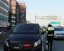 Bunu yapan yandı! İstanbul sokaklarında ceza yağdı